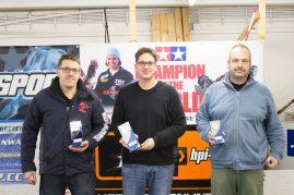 TW Modified: Martin Holdermann(2.), Stefan Hanauer(1.), Thomas Mach(3.)